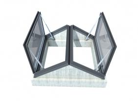 泰安三角型透视效果